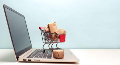 موقع إلكتروني مجاني لمبيعات المتاجر الصغرى