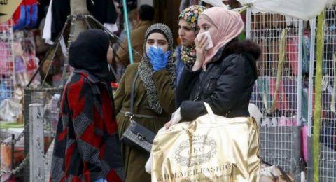 إغلاق مدينة الخليل في الضفة الغربية بسبب تفشي الموجة الثانية من كورونا