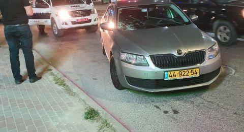 شفاعمرو: حادث دهس واصابة امرأة بصورة متوسطة