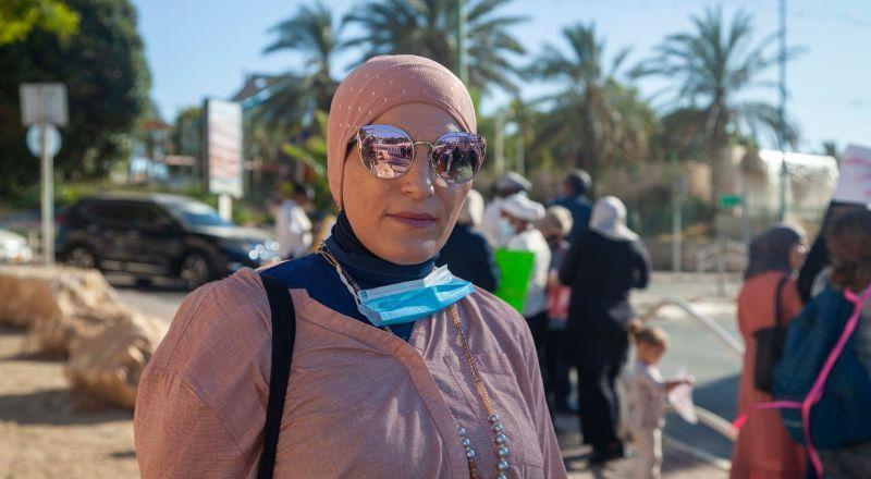 الناشطة فداء جبارة لبكرا: روان كانت تنتظر طفلها منذ سبعة اشهر، قتلوها وقتلوه