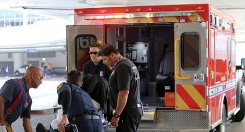 بالصور: كانيي ويست يضرب مصوراً..ويدخله المستشفى