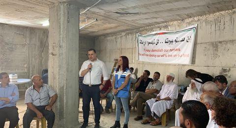 القدس : واد الحمص يتهدده تهجير قسري واسع