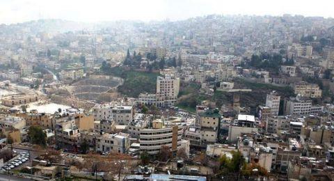 مصرع الطفل محمد احمد النباري في حادث طرق في الاردن