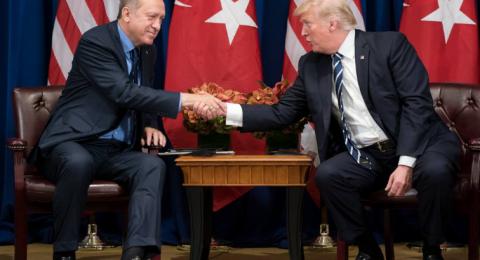 أميركا تقر فرض العقوبات على تركيا