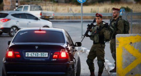 كم يخسر الفلسطينيون من وقت ومال بسبب حواجز الاحتلال بالضفة؟