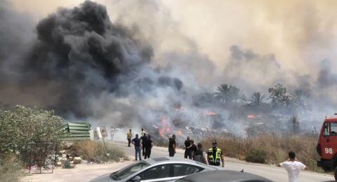 عضو مجلس عرعرة المحلي، وشاحي: نناشد أهالي منطقة ام الصمل باخلاء البيوت فوراً