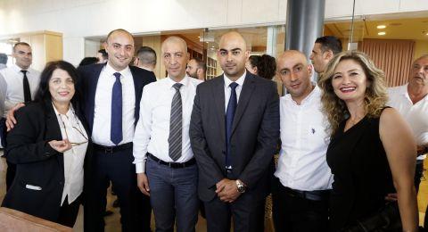 المحامي حييمي: انه لشرف كبير ان تقام جلسة اللجنة القطرية الافتتاحية في الناصرة