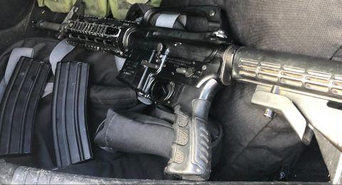 اعتقال شابين من عرعرة بشبهة التجارة بالسلاح