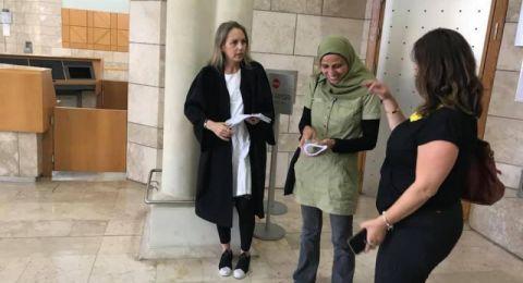 دارين طاطور..انهت عقوبتها في السجون الإسرائيلية بسبب قصيدة ولم تنل حريتها بعد