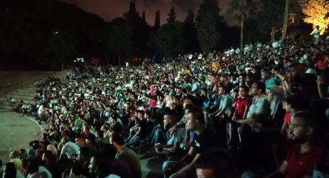 أجواء احتفالية في فلسطين بفوز الجزائر بكأس أمم أفريقيا