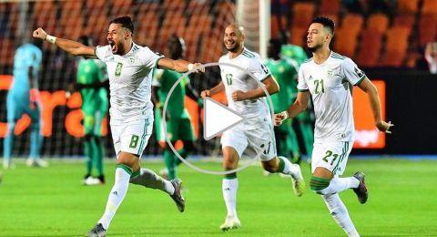 في شهر الاستقلال..الجزائر تحتفل بفوزها ببطولة القارة السمراء