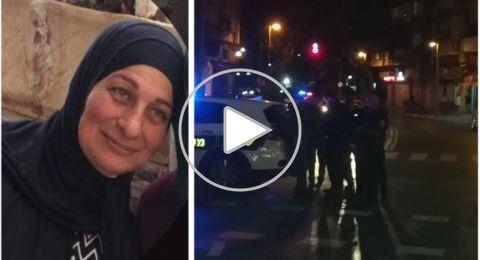 الشرطة تفك رموز مقتل المرحومة انتصار العيسوي من الرملة