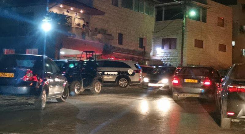 ام الفحم: اصابة شخص في حادثة طعن في حي عين النبي