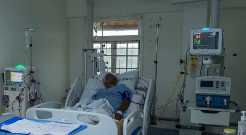 توصيات لحل أزمة الازدحام في أقسام الأمراض الباطنية