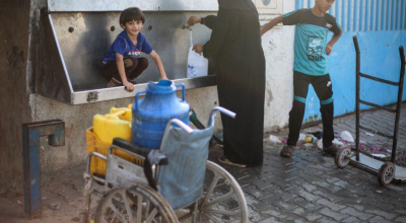 نداء عاجل لمعالجة أزمة تلوث المياه الجوفية بغزة