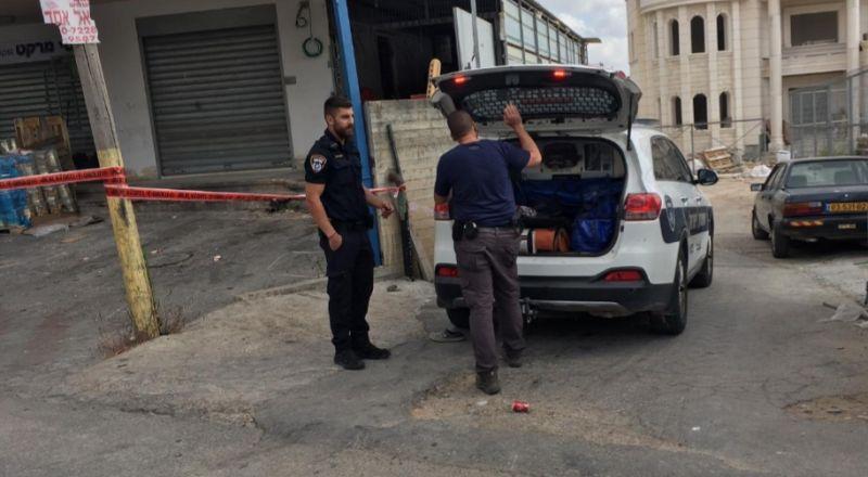 طرعان: اصابة شاب بصورة خطرة رميا بالرصاص