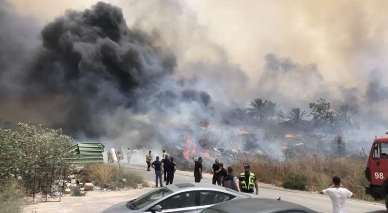 المحامي وسيم عمر يتحدث عن التعويضات لأصحاب البيوت التي احترقت في وادي عارة