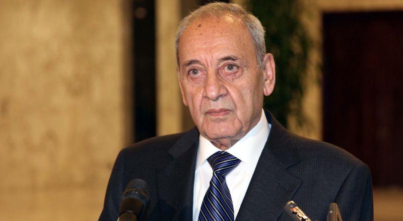 لبنان- برّي: موضوع القرار بشأن العمال الفلسطيينين إنتهى