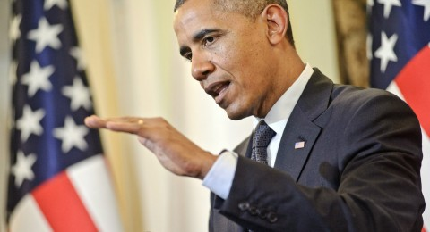 أوباما يعتزم تقديم مشروع قرار لحل الصراع الفلسطيني الإسرائيلي