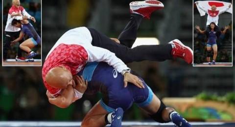 فازت بالميدالية الذهبية فضربت مدرّبها!