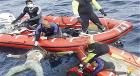 وصول ثلاثة ناجين من حادثة تصادم السفينتين في عرض المتوسط إلى مالطا