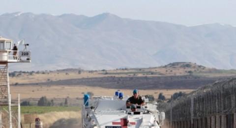 مئات من قوة الأمم المتحدة للمراقبة يغادرون هضبة الجولان السورية