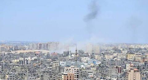 شهيد و 14 مصابًا في غزة، والقصف يتجدد .. المقاومة تخلي مسؤوليتها من إطلاق الصاروخ