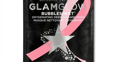 شهر التوعية بسرطان الثدي 2018 ماركة العناية GLAMGLOW تُطلق