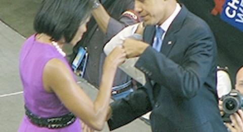 أوباما يعايد زوجته بكلمات مؤثّرة