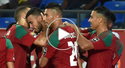 المغرب تهزم توغو بثلاثية في أمم أفريقيا