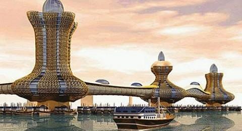 مدينة علاء الدين في دبي تعود بك الى الزمن الجميل