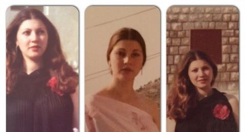 لاميتا فرنجية تنشر صور أمها التي تنافسها بالجمال