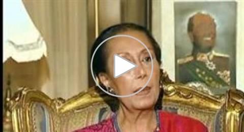 ابنة السادات تكشف عن شريط فيديو يوثق تورط مبارك باغتيال والدها