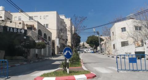 تشديد الإجراءات في محافظة بيت لحم لمواجهة الكورونا والارتفاع الإصابات في الضفة إلى 41