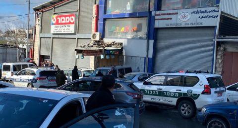 القدس: الشرطة الإسرائيلية تغلق المحال التجارية وتبقي المخابز والصيدليات مفتوحة