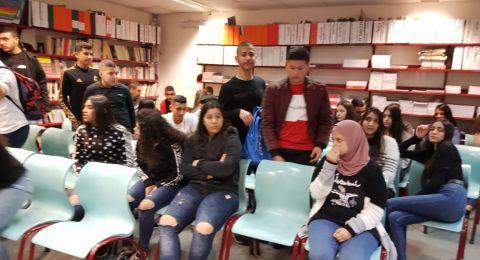 تعزيز ثقافة الاستهلاك الإعلامي للطلاب العرب نحو تصويب سلوكياتهم وإنتاج حلولا تساهم في الحراك المدني والمجتمعي لهم