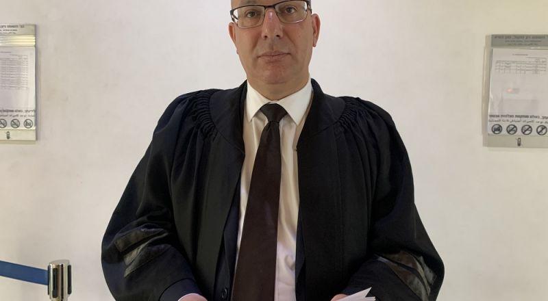 محامي اية خطيب: موكلتي تنكر كل التهم وسنثبت للمحكمة ان عملها من جانب انساني لا غير