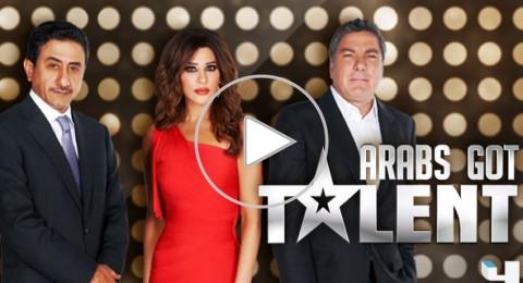 مصطفى يُبكي نجوى كرم في Arabs Got Talent