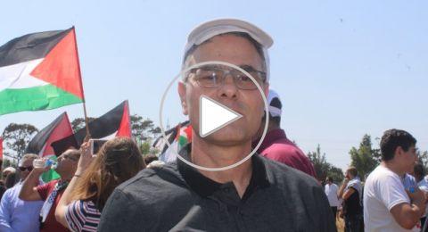 د. مطانس شحادة: متمسكون بالذاكرة والرواية الفلسطينية وبحقوقنا على رأسها حق العودة