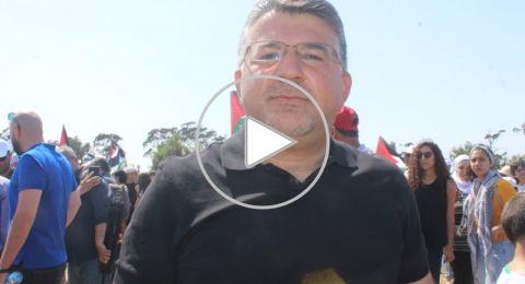 النائب يوسف جبارين لبكرا: جانب فعلي لمسيرة العودة نؤكد به على الحق في العودة