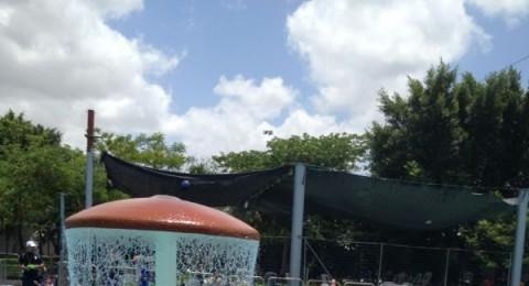 طلاب مدرسة كرة القدم في المقيبلة وصندلة برحلة ترفيهية في تل المرح