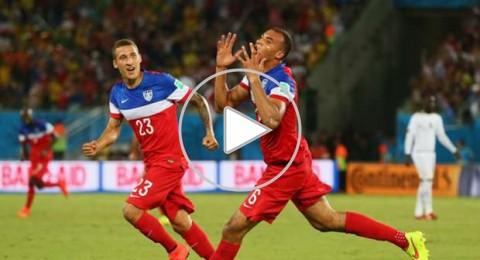 مونديال 2014: الولايات المتحدة تفوز على غانا 2:1
