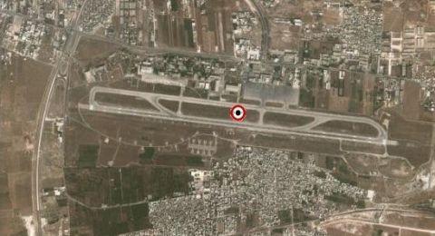 اسرائيل تقصف موقعا للجيش السوري في حلب