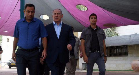 نتنياهو يهدد حماس مجددًا: لا اتفاق دون وقف الطائرات الورقية