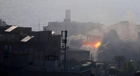 شهيد و3 اصابات في قصف اسرائيلي شرق رفح