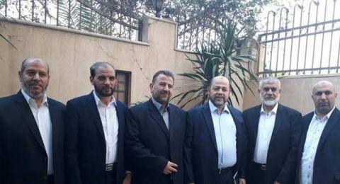 حماس توافق على الورقة المصرية للتهدئة