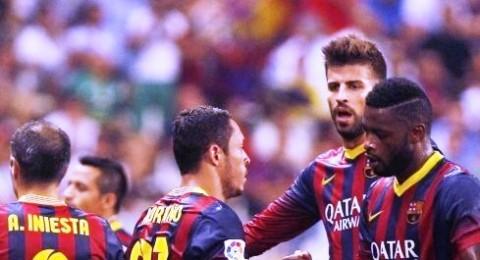 مباشر من الدوري الاسباني..رايو فاليكانو VS برشلونة
