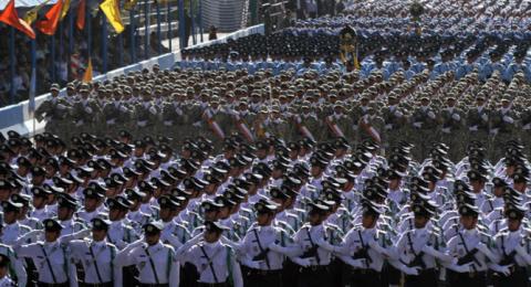 الحرس الثوري: إيران أعدت نفسها لحرب شاملة