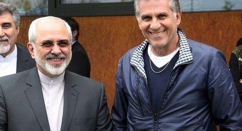 ظريف يحذر من تداعيات أي ضربة أمريكية أو سعودية على إيران