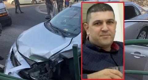 كفرياسف: مصرع اديب ديراوي رميًا بالرصاص على مدخل البلدة
